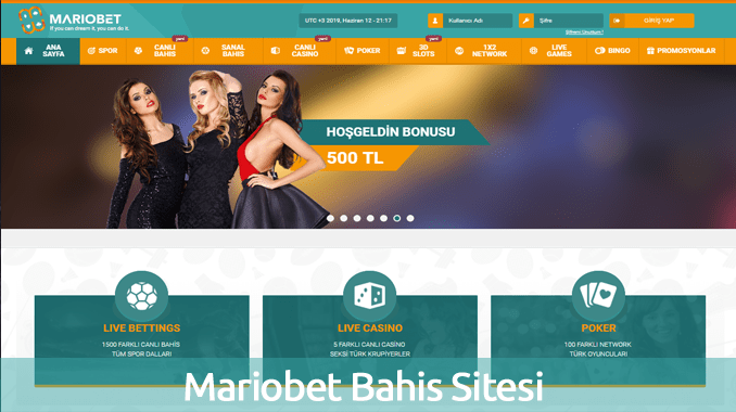 Mariobet bahis sitesi seçenekleri ve genel tasarımıdır.
