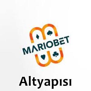 Mariobet altyapısı